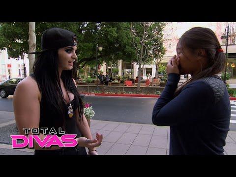 Xxx Mp4 Paige Meets Her Biggest Fan Total Divas July 14 2015 3gp Sex