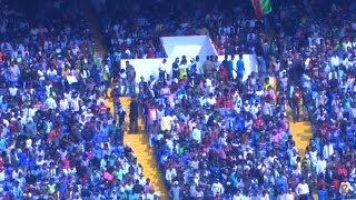 কলকাতা ডার্বি ঘিরে যুবভারতীতে উচ্ছ্বাসের বাঁধ ভাঙল | Kolkata Derby | Mohun Bagan vs East Bengal