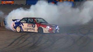 Rakan Lutfi Red Bull Car Park Drift Jordan - BMW E30 M50 Turbo