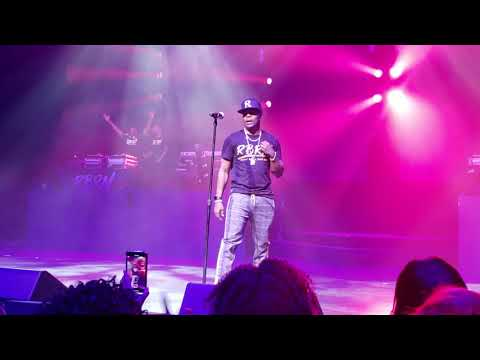 Something In Your Eyes When Will I See You Smile Again BBD Concert Performance