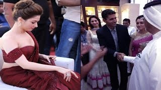 Razzaq-Tamanna Bhatia Relationship Sparks
