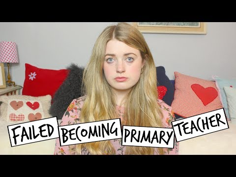 Xxx Mp4 I Failed At Becoming A Primary School Teacher Skills Tests Emily Steele 3gp Sex