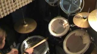 Christina Aguilera Feat. Missy Elliot-Car Wash drumcover