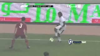 ملخص مباراة الصين والسعودية 0-0 تصفيات كاس آسيا 2015