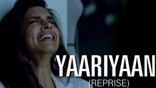Yaariyaan Reprise (Full Song with Lyrics) | Cocktail | Deepika Padukone & Saif Ali Khan