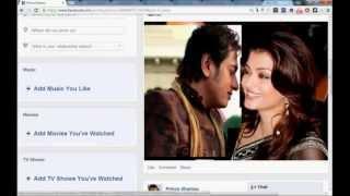 Funny Bangla Song:  facebook Life