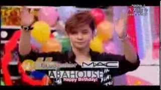 Show Lo - Hu Die Jie Jie (Butterfly) 100% Birthday Party 2013 [ENG SUB]