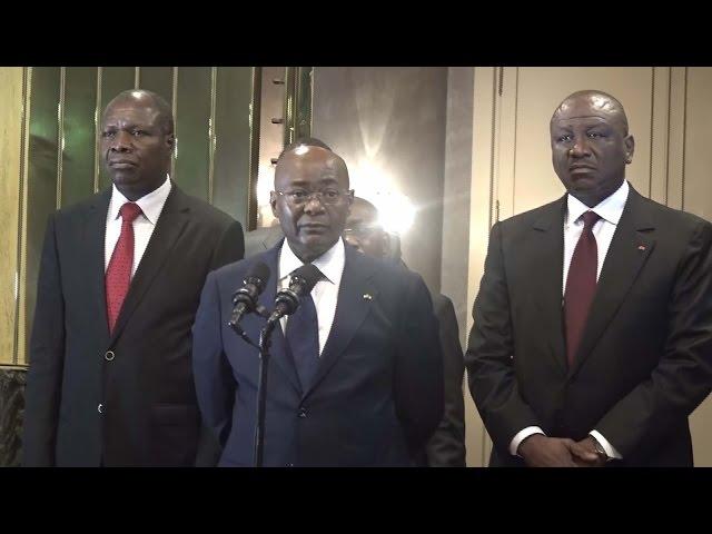 Un émissaire d'Ali Bongo Ondimba en Côte d'Ivoire