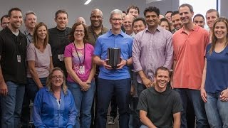 Apple — Diversity — Inclusion inspires innovation