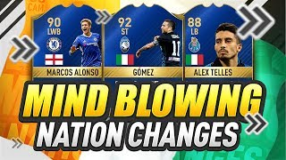SHOCKING NEW NATION CHANGES!?
