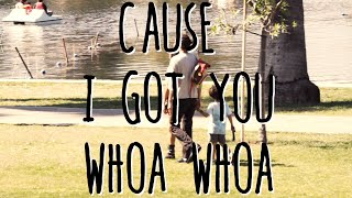 CIMORELLI - I Got You (Lyric Video)