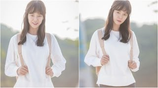 Song Ji Hyo transform into a College student for her New Drama