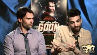 Seann William Scott & Jay Baruchel 'Goon' Interview