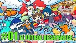 Inazuma Eleven Go 2 Chrono Stones #01: Episodio 1 la desaparición del fútbol (1ª p) (Español)