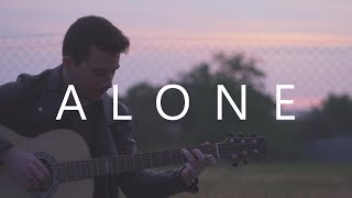 Alone - Alan Walker (fingerstyle guitar cover by Peter Gergely)