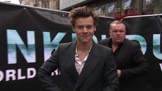 Dunkirk World Premiere Red Carpet - Harry Styles, Tom Hardy, Christopher Nolan