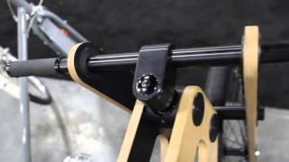 Interbike 2014 - Full Wood Bicycle - BikemanforU