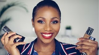 My 5 BEST FOUNDATIONS FOR OILY SKIN | DIMMA UMEH