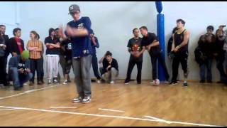 Chico , lilou and student  dance brake   part 2