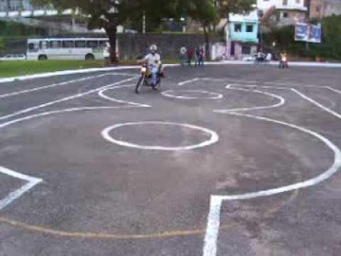 Circuito Detran Moto
