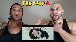 THE RAID 2 - Kitchen Fight Scene | REACTION