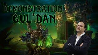[HotS] Gameplay Gul'Dan (Démonstration)