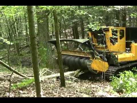 Bandit Model 5000 Forestry Mower