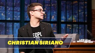 Christian Siriano Talks About Leslie Jones
