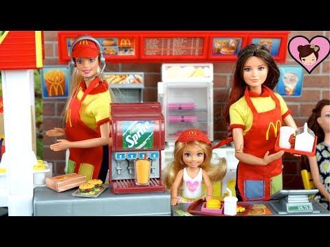 Xxx Mp4 Barbie Doll Mc Donalds Drive Thru Restaurant Playing With Dolls 3gp Sex