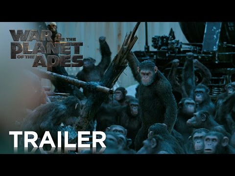 Xxx Mp4 War For The Planet Of The Apes Final Trailer 20th Century FOX 3gp Sex