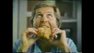 Kentucky Fried Chicken 1977 TV commercial