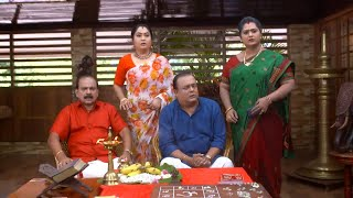 #Bhagyajathakam | The prediction which make shocked Shenoy Family | Mazhavil Manorama