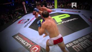 UFC Fight Night 35: Luke Rockhold vs. Costa Philippou - Fight Network Preview