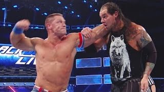 Quick WWE Smackdown Review 10th January 2017 - The Miz, John Cena,  AJ Styles