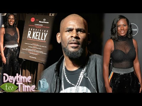 R. Kelly OUTS victims with NEW WEBSITE called Surviving LIARS Asante McGee LIED EXCLUSIVE details