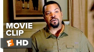 Barbershop: The Next Cut Movie CLIP - Being a Man (2016) - Ice Cube Movie HD
