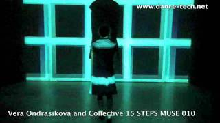 MUSE 010: performance excerpts of 15STEPS by Vera Ondrasikova and Collective, Dresden, Germany