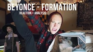 BEYONCE - FORMATION (OFFICIAL MUSIC VIDEO) (REACTION)