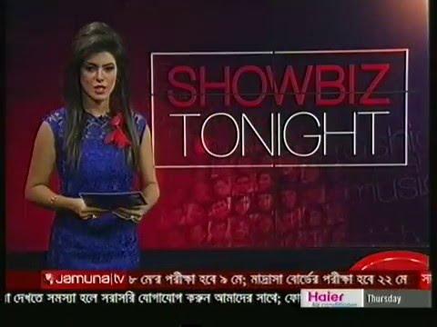 Showbiz Tonight / Boss Shoot Sakib khan