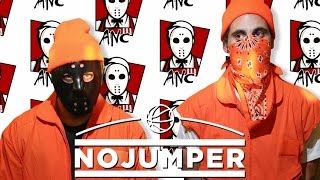 No Jumper - The AINTNOBODYCOOL Interview