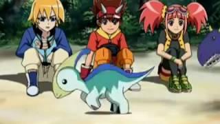 Dinosaur king ep 8: Maui owi