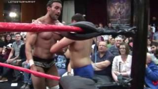 Chris Masters vs 'Athletically Limitless' John Green