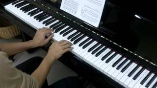 John Thompson's Easiest Piano Course Part 2 No.14 Setting-Up Exercise (P.20)
