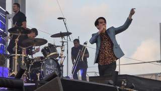 Panic! At The Disco - Don't Threaten Me with a Good Time LIVE Corpus Christi Tx. 6/11/16