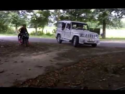 fight scene from upcomming Surrender Manipuri movie