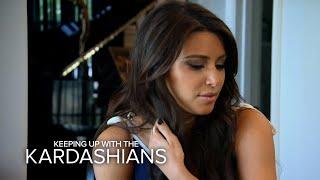 KUWTK | Kanye West Raps About Kim Kardashian | E!
