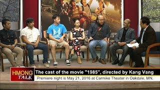 HMONGTALK: Kabyeej sits down with cast of the new movie,