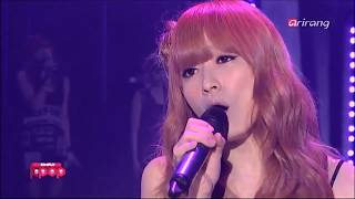 EXID's Hani Singing in English