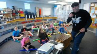 Lean on Me with Quaver Music and Boomwhackers
