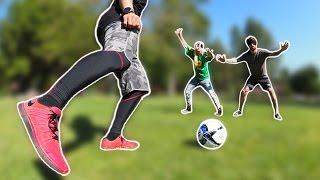 Blindfolded Sports!